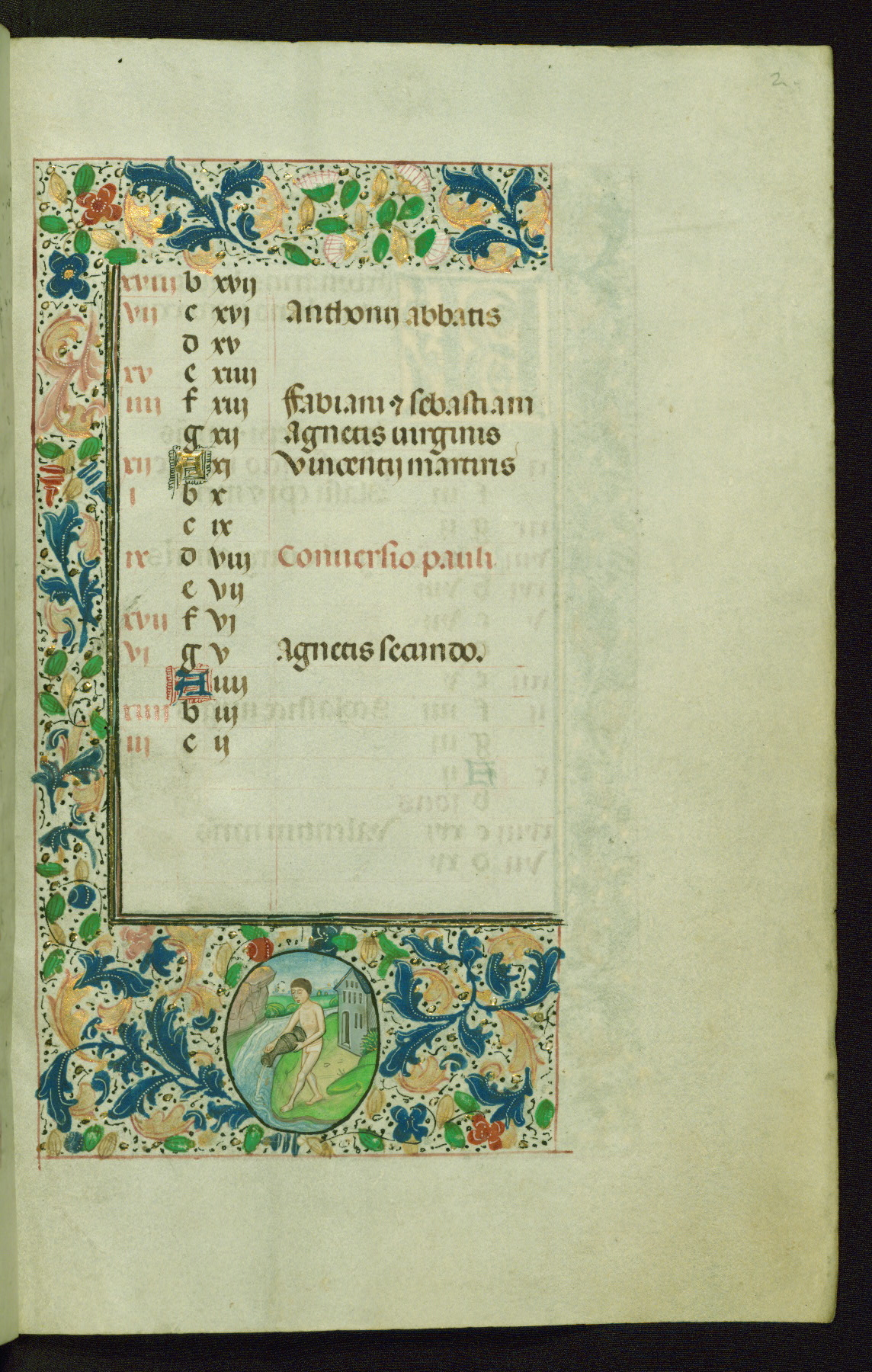 Walters Ms  W 196, Book of Hours