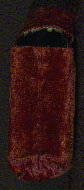 W.429, Velvet pouch right side