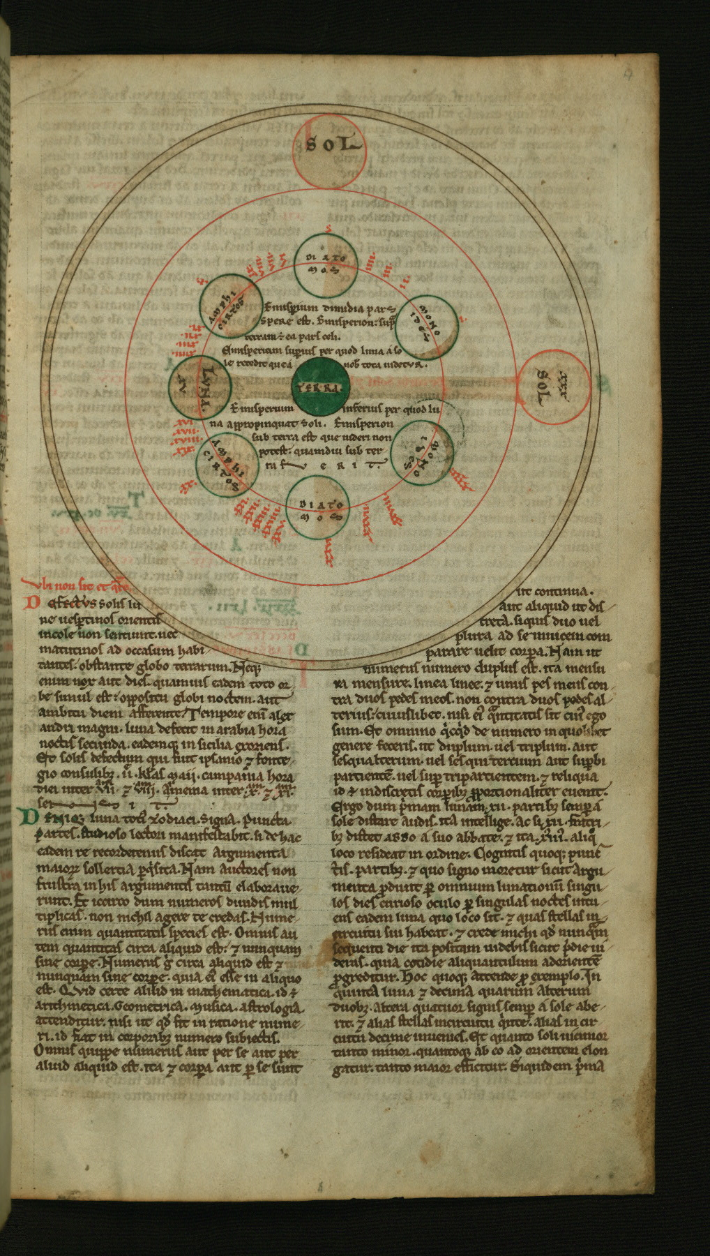 Walters Ms W73  Cosmography
