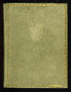 W.733, Previous binding upper board outside