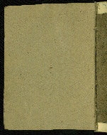 W.733, Previous binding front flyleaf i, v
