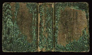 W.764, Previous binding outer boards